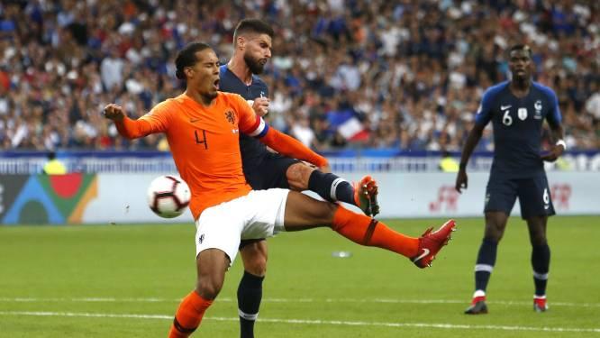 Van Dijk: Fouten horen nu eenmaal bij het voetbal
