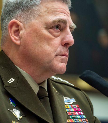 Amerikaanse topgeneraal noemt Chinese rakettest 'zeer zorgwekkend'