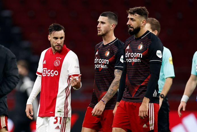 Lucas Pratto deed tot op heden 240 minuten mee bij Feyenoord, maar 'De Beer' scoorde nog niet.