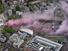 De mooiste foto's van de huldiging van Ajax op het Museumplein