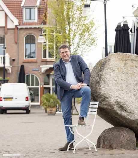 Jeff van den Biggelaar (50) op de klapstoel: 'Ik ben extravert, mensen verwarren dat soms met arrogant'