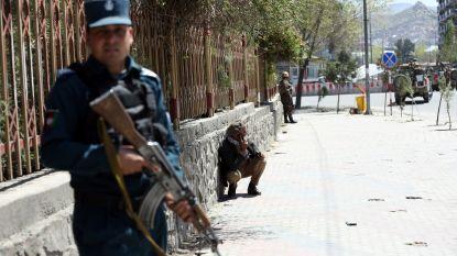 Terroristen vallen ministerie in Afghaanse hoofdstad Kaboel aan waar 2.000 mensen zitten, minstens zeven doden