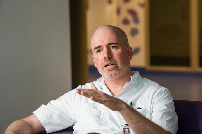 Laurens van Boven gynaecoloog  in het MST te Enschede