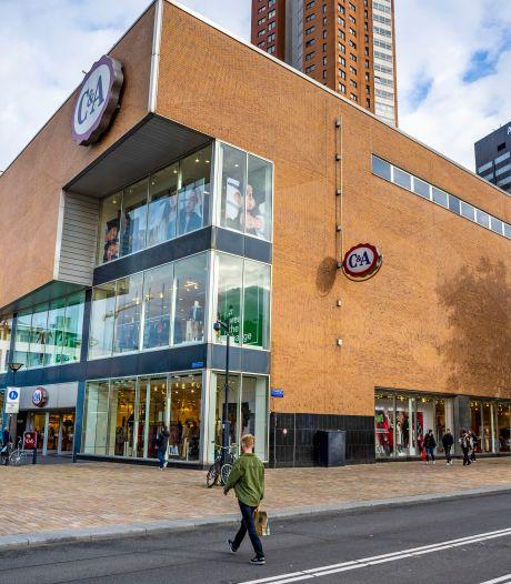 Rotterdam krijgt mogelijk nieuwe hoge toren op plek van C&A-pand aan de Coolsingel