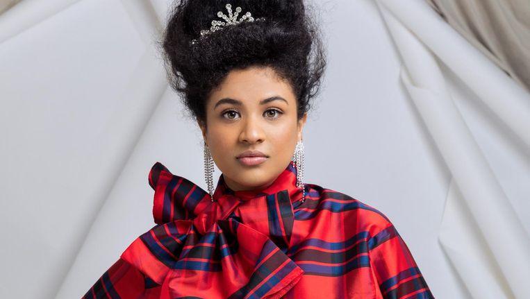 Amalia Alkatiri (23) Beeld Dana van Leeuwen