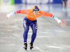 Smeekens wint 500 meter, opnieuw oranje podium