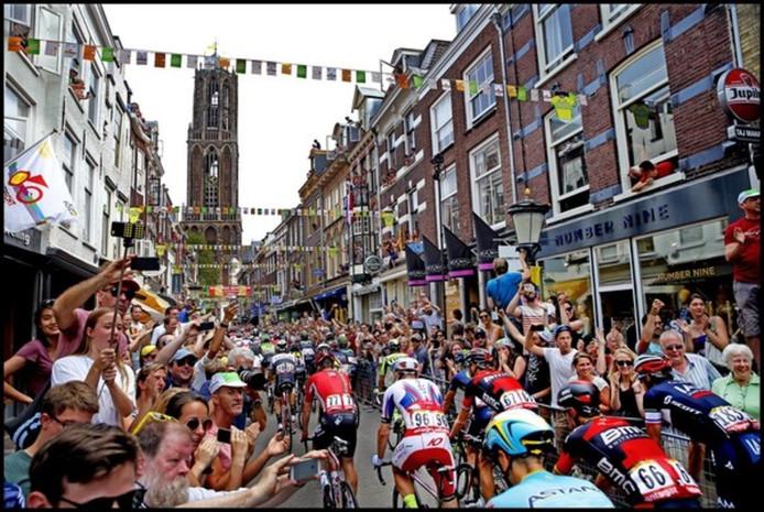 Tourstart in Utrecht