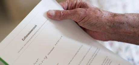 'Artsen terughoudender met euthanasie'