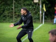Volle bak nu het weer kan: Benjamin Can is speler én hoofdtrainer in Enschede