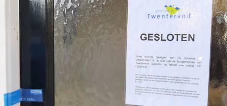 Woning in Vriezenveen half jaar op slot vanwege 'professioneel ingerichte hennepkwekerij'