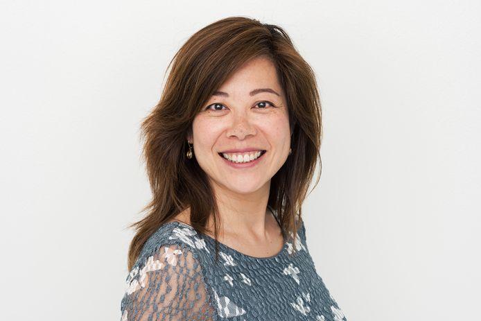 Maggie Feng, directeur-eigenaar van internationale hogeschool Wittenborg in Apeldoorn.