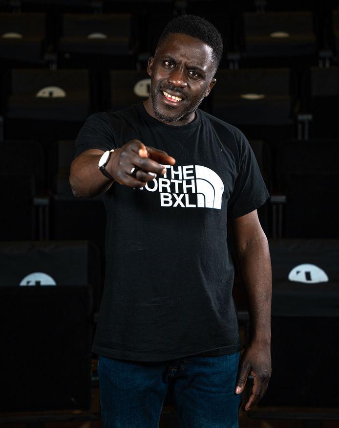 Kody est le parrain de la première édition du Stand Up Festival du Théâtre de Liège.