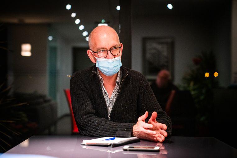 Biostatisticus Geert Molenberghs. Beeld Wouter Van Vaerenbergh