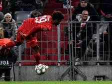Bayern München zeker tot de winterstop zonder Coman