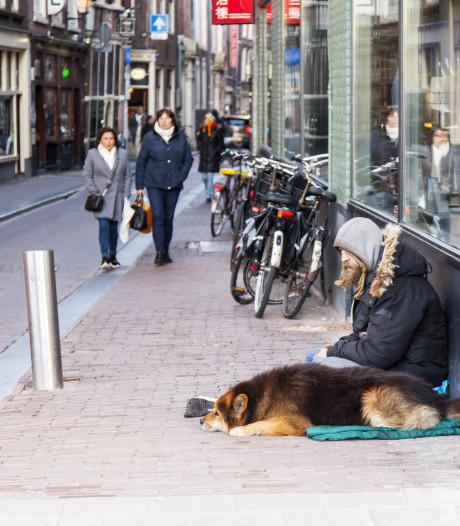 Extra opvangplekken voor daklozen in strijd tegen Covid-19