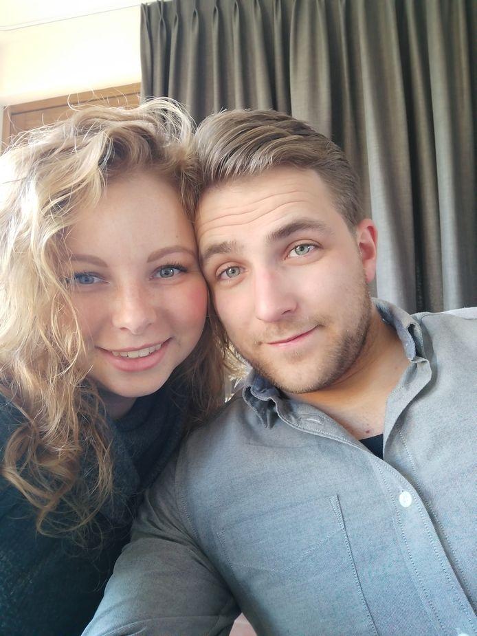 Mirjam de Wit en Marvin van den Bossche stelden na anderhalf jaar plannen hun huwelijksfeest toch uit.