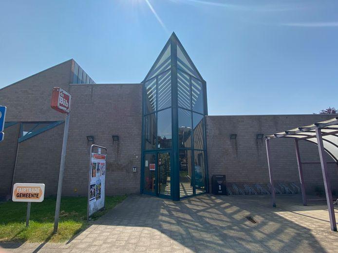 Ermenrike bibliotheek en ontmoetingscentrum, Molenstraat 30, Kieldrecht