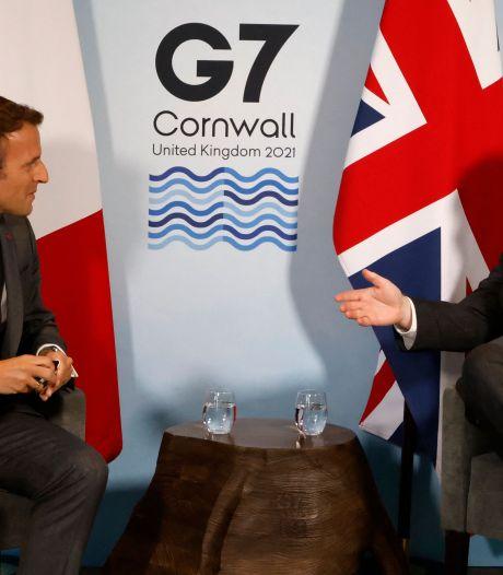 Worstenoorlog dreigt tussen Europa en Groot-Brittannië