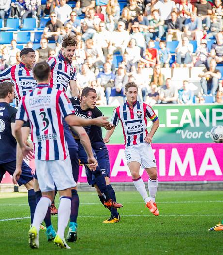FC Twente in de lucht kwetsbaar