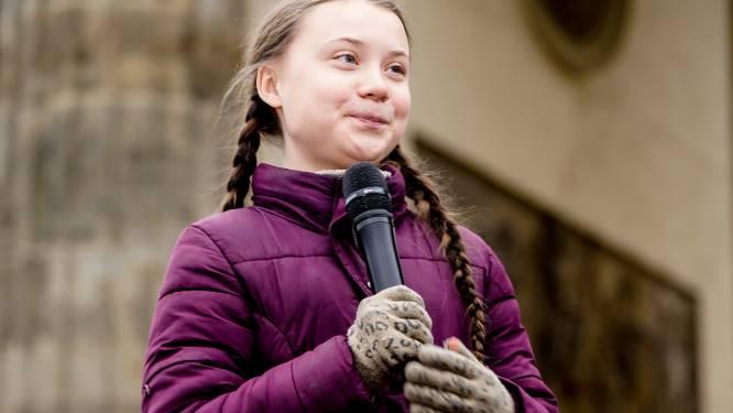 """Greta Thunberg in Berlijn: """"Een toekomst, is dat te veel gevraagd?"""""""