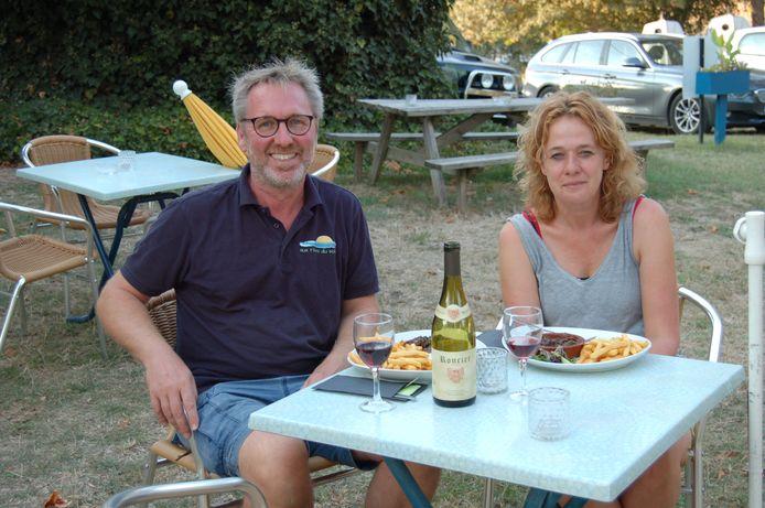 Stefaan Pinckaers van camping Rives du Soleil in Pont-de-Vaux.