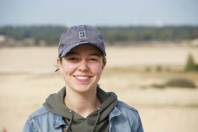 Lenne de Haan (17) schreef de spannende thriller 'Waarom ik?'