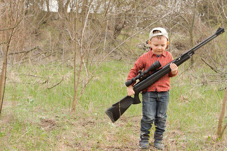 Ook heel jonge kinderen mogen binnenkort jagen in Wisconsin.