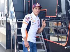 Marc Marquez forfait pour le GP de République tchèque