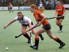 Hockeysters Oosterbeek ontbreken in de competitie