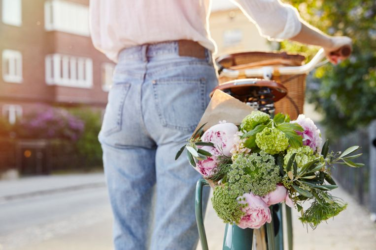 Bloemen drive-thru Beeld Getty Images/Johner RF