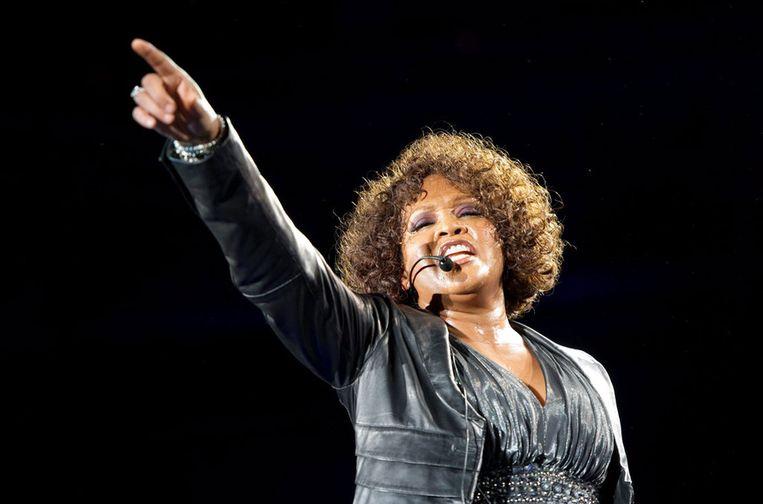 Whitney Houston Beeld EPA