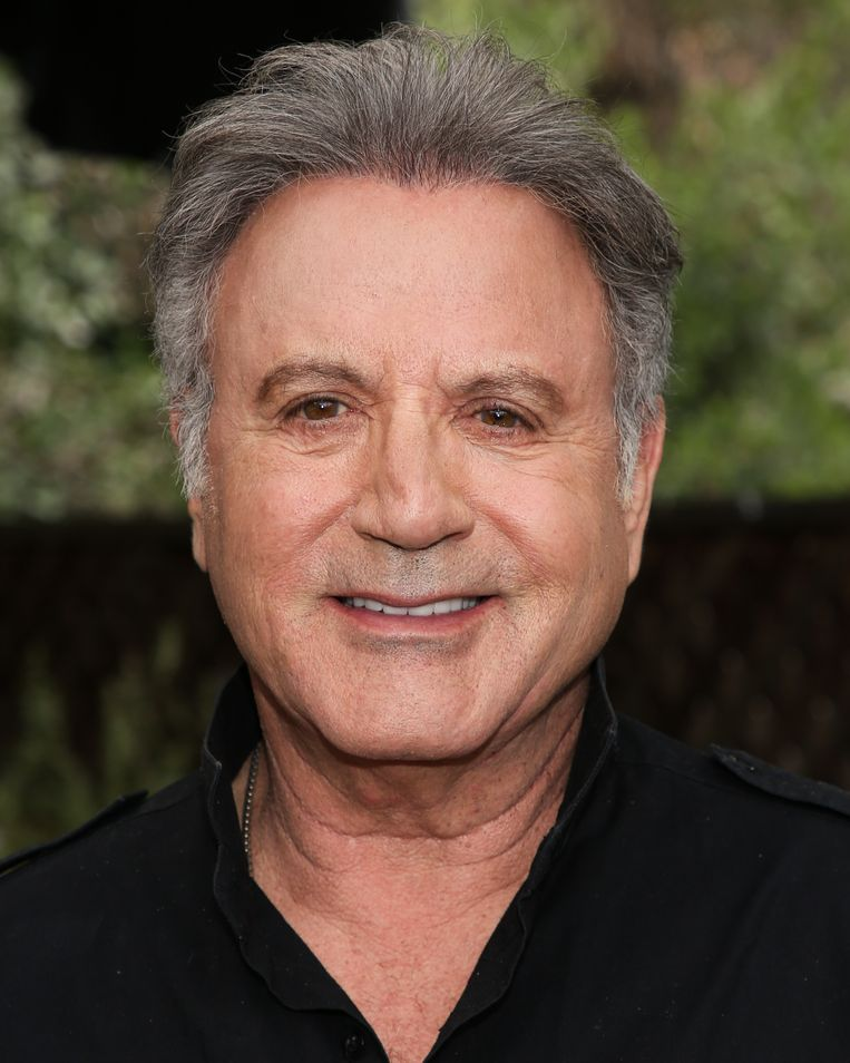 Frank Stallone Beeld Getty Images