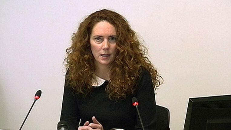 Rebekah Brooks. Beeld Reuters