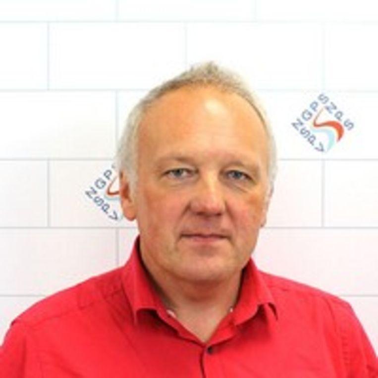 Carlo Medo van vakbond NSPV Beeld RV
