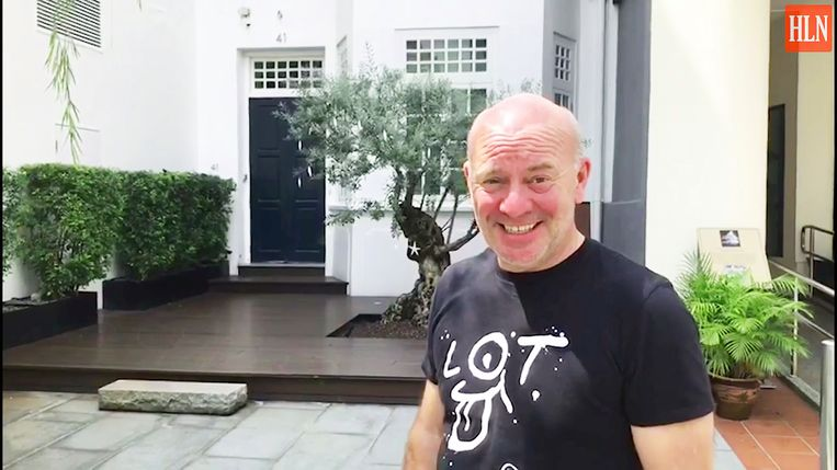 Piet Huysentruyt - kameraki - Culinaire wereldtournee