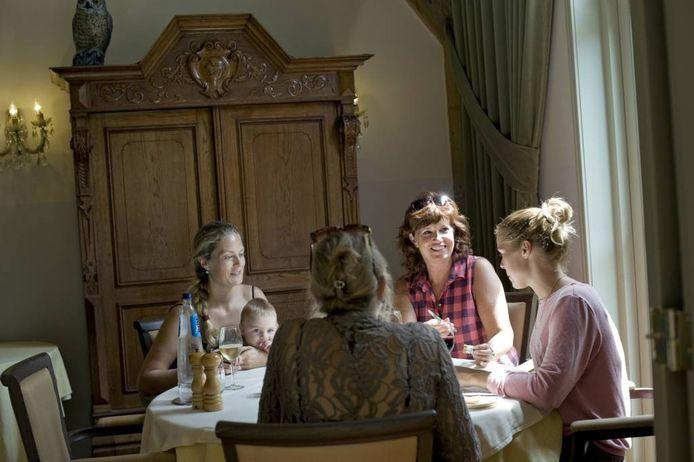 De Korenbeurs op Landgoed Rijckholt in Geersdijk.