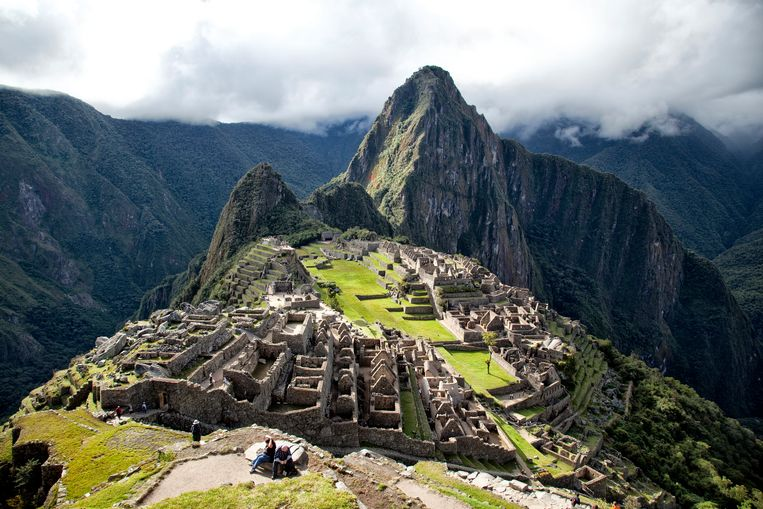 Machu Picchu, Peru.  Beeld KEYSTONE