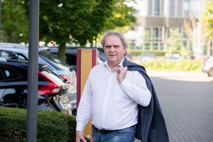 Pierre François, de huidige CEO van de Pro League.