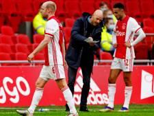 Blessuregolf bij Ajax wakkert discussie verder aan