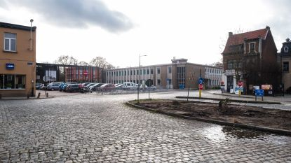 Omgeving Jef Van Hoofplein vanaf 7 januari op de schop