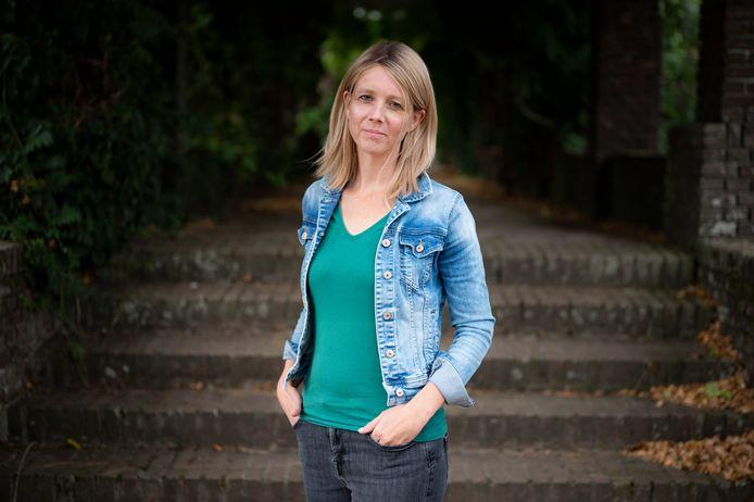 Jolanda Westendorp heeft acute leukemie en is bijzonder vatbaar voor infecties als corona