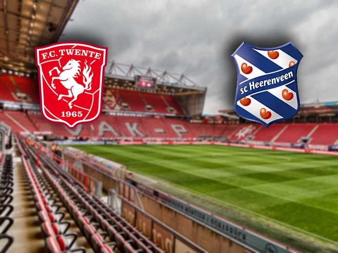 FC Twente - sc Heerenveen.