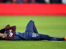 Le PSG surclasse Marseille mais perd peut-être Neymar
