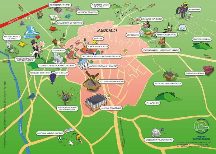 HofMarketing heeft tot doel de Hof van Twente met verschillende actviteiten nog beter op de kaart te zetten.