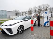 Je auto voltanken met waterstof kan straks misschien in Goes