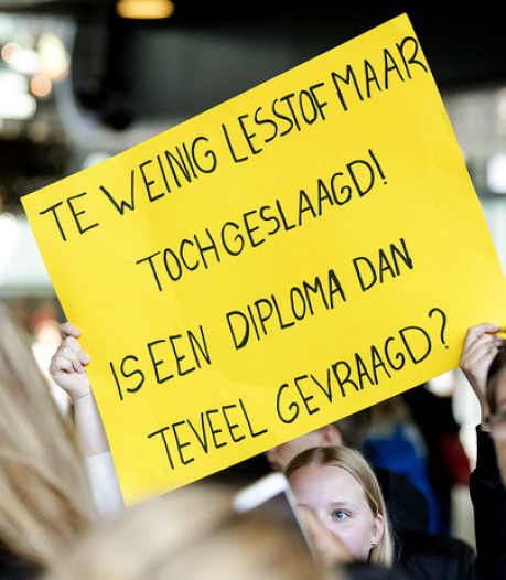 Op één na alle leerlingen van vmbo Maastricht geslaagd