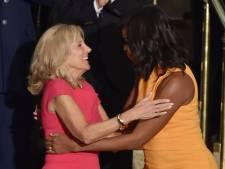 Voormalige first ladies nemen het op voor Jill Biden na denigrerend opiniestuk