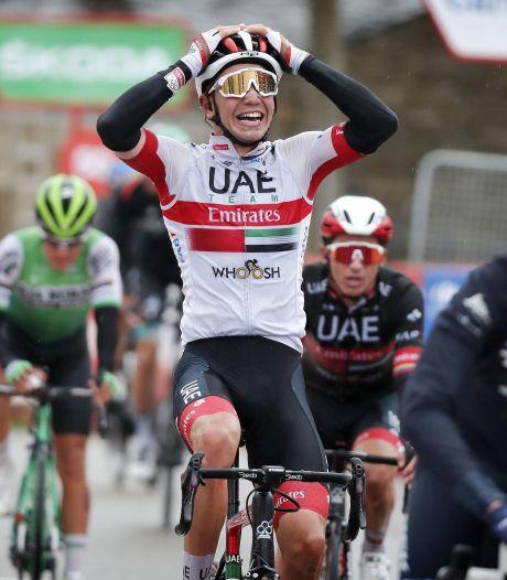 """Le premier frisson de Jasper Philipsen sur un Grand Tour: """"Super fier de cette victoire"""""""