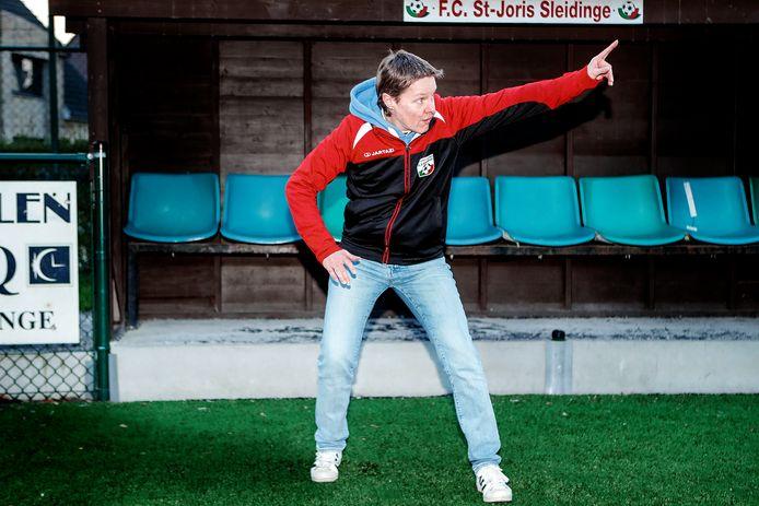 Marianne Wauters neemt het sportieve roer in handen bij de tweede beloftenploeg van FC Sleidinge