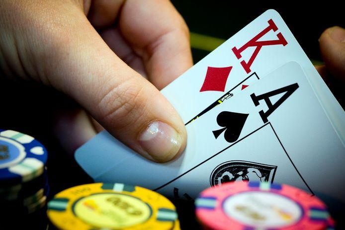 BREDA - Holland Casino. ANP PHOTO XTRA LEX VAN LIESHOUT